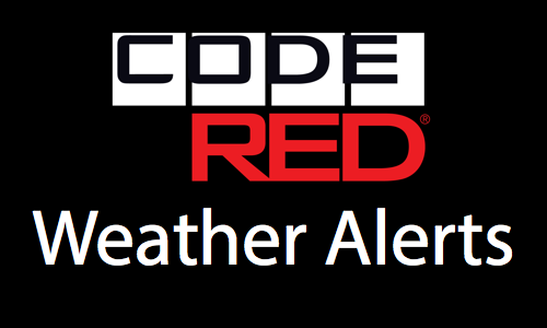 Code Red Weather Alerts